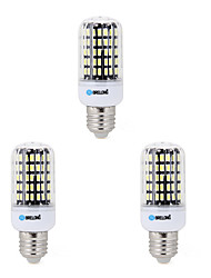 7W E14 B22 E26/E27 LED Corn Lights B 108 SMD 5733 650-700 lm Warm White Cold White K Decorative AC 220-240 V