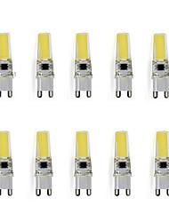abordables -3W G9 Luces LED de Doble Pin T 1 LED de Alta Potencia 250-300 lm Blanco Cálido Blanco Fresco K Decorativa AC 100-240 V