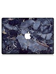 abordables -1 pièce Autocollant de Protection pour Anti-Rayures Marbre PVC MacBook Pro 15'' with Retina MacBook Pro 15 '' MacBook Pro 13'' with