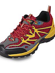 preiswerte -Unisex Schuhe Tüll Frühling Herbst Komfort Sneakers Wandern Schnürsenkel für Normal Purpur Rot Grün Blau Königsblau