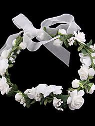 お買い得  -ファブリック - 花輪 1 結婚式 かぶと