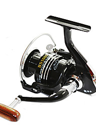 cheap -FISHDROPS BSLGH7000 4.7:1, 13 Ball Bearings One Way Clutch Spinning Fishing Reel, Right & Left Hand Exchangable