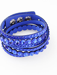 cheap -Wrap Bracelets 1pc, Bracelet Fashionable Circle 514 Alloy Jewellery