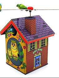 Недорогие -Игрушка новизны / Стресс Relievers / Ролевые игры / Логические игрушки / Игрушка с заводом Игрушка новизны / / ветряная мельница / дом