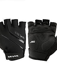 cheap -Sports Gloves Bike Gloves / Cycling Gloves Wearproof Anti-skidding Protective Limits Bacteria Lightweight Fingerless Gloves Spandex