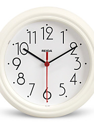 (Cor aleatória) alunos relógio bonito alarme moda moderna simples relógio