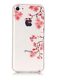 Per iPhone X iPhone 8 iPhone 6 iPhone 6 Plus Custodie cover IMD Ultra sottile Transparente Fantasia/disegno Custodia posteriore Custodia
