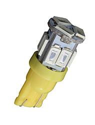 2x T10 W5W 192 168 194 7014 5730 11 11smd LED gelb Seiten Leuchten LED-Keil-Licht 12V