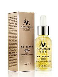 soins de la peau pur crème de jour 24k essence d'or anti rides anti-vieillissement du collagène de blanchiment acide hyaluronique