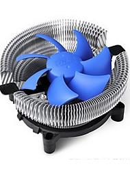 economico -rumore 775amd1150 ventole a bassa raffreddamento della CPU per il calcolatore