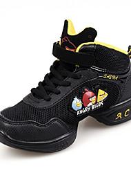 Kids' Dance Shoes / Modern Boots / Sneakers Low Heel Practice / OutdoorPink / Red