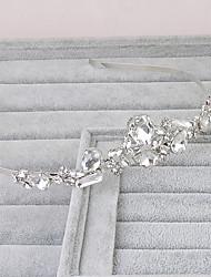 rhinestone tiaras headpiece festa de noiva estilo feminino elegante