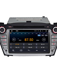 android dvd player 5.1.1 carro para Hyundai ix35 tucson 2010 ~ 2013 quad core 2 din 7 polegadas 1024 * 600 de rádio gps blueooth