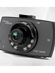 cheap -g30 1080p / Full HD 1920 x 1080 Car DVR 120 Degree Wide Angle 4.3inch Dash Cam with Loop-cycle Recording / Night Vision Car Recorder