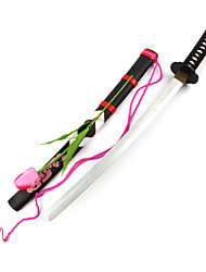 cheap -Weapon Sword Inspired by TouHou Project Youmu Konpaku Anime Cosplay Accessories Sword Wood Female