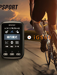Cycling GPS Bike Computers/Bicycle Computers GPS Bluetooth/Activity Tracker/Heart Rate Monitors/ANT+