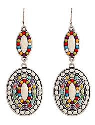cheap -Fine Jewelry European Style High-Grade Charms Fashion Rhinestone Zinc Alloy Earrings