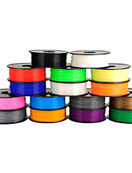 cheap -Anet 3D Printer Filament 1.75mm/3mm PLA for 3D Printing 1Pcs