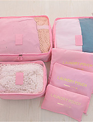 Wash Bag  Containing Six Sets Of Finishing Bag