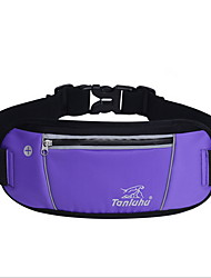 cheap -L Waist Bag/Waistpack Cell Phone Bag for Running Jogging Sports Bag Waterproof Quick Dry Phone/Iphone Running Bag All Phones