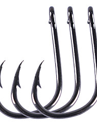 cheap -Fishing Accessories Fishing - 100 pcs - Easy to Use Carbon Steel - Sea Fishing Freshwater Fishing General Fishing