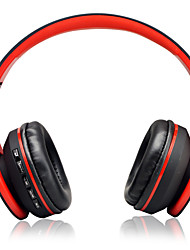 Kubite K-818 Foldable Wireless Stereo Gaming Bluetooth Headset Noise Reduction Headphone With Microphone