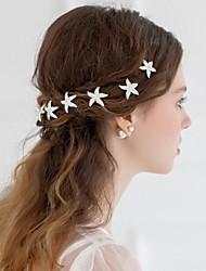 Недорогие -сплав цветы волосы палочка волос инструмент головной убор классический женский стиль