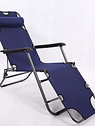 abordables -Silla reclinable para camping Portátil Plegable Muy ligero para Muebles de hogar Caza Senderismo Pesca Playa Camping Al Aire Libre Picnic