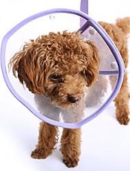 Недорогие -Кошка Собака Ожерелье Одежда для собак Праздник На каждый день Водонепроницаемый Защита от ветра Мода Спорт Новый год Однотонный Черный