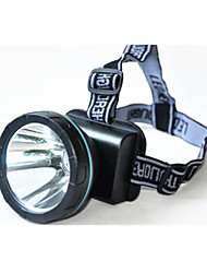 Headlamps LED 240 Lumens 1 Mode LED Rechargeable High Power for Camping/Hiking/Caving Everyday Use Hunting