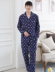 cheap -Men Cotton Pajama