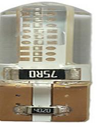 Недорогие -T10 задняя часть силикона свет привел в широкий свет лицензии свет чтения лампы освещения