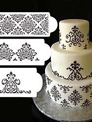 1 cottura al forno Cake Decorating Torta Plastica attrezzi decoro torte