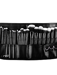 cheap -29PCS Fiber Black Makeup Brush Sets Professional Makeup Brush