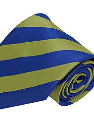 cheap -Wedding Party Men Leisure Jacquard Necktie Polyester Silk Tie