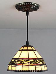 Tifani Vintage Luzes Pingente Para Quarto Entrada Lâmpada Não Incluída