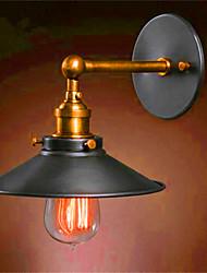 cheap -American Retro Restaurant Balcony Corridor Staircase Wall Lamp Bedside Mirror Wall Lamp (Lamp Diameter 22cm)