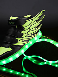 LED Light Up Shoes,25-37 Size/ Children Shoes With Light Up Kids Casual Boys&Girls Luminous Sneakers Glowing Shoe enfant