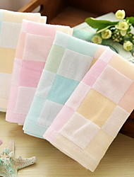 cheap -Fresh Style Wash Cloth, Reactive Print Superior Quality Polyester/Cotton Blend Woven Plain Towel