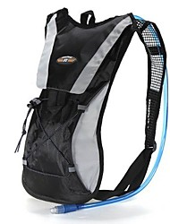 cheap -WEST BIKING® Cycling Mountain Biking Backpack Bag 2L Waterproof Breathable Polyester Outdoor Riding Bikebag