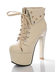 Women's Heels Spring / Summer / Fall / Winter Heels Microfibre /tegory Season Styles Upper Materials OccaSeason