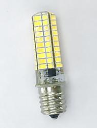 cheap -4W 400-500 lm E17 LED Corn Lights T 80LED leds SMD 5730 Decorative Warm White Cold White AC 110-130V AC 220-240V AC 85-265V