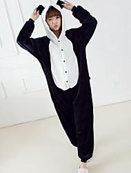 Недорогие -Для женщин Для женщин Пижамы Смесь хлопка / Флис