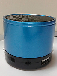 billige -S10 Indendørs / Bluetooth / Bærbar Subwoofer Lilla / Rød / Blå