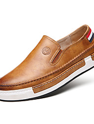 Slip-on sko og loafers