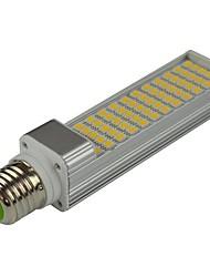preiswerte -E14 G23 E26/E27 LED Doppel-Pin Leuchten T 60 Leds SMD 5050 Dekorativ Warmes Weiß Kühles Weiß 1200-1400lm 3000/6000K AC 85-265 AC 220-240