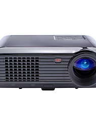 abordables -Powerful SV-226 LCD Proyector de Home Cinema WVGA (800x480)ProjectorsLED 160