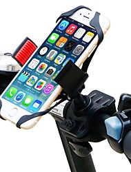 cheap -Bike Phone Mount GPS, Durable, Adjustable Cycling / Bike Plastic Black / Red - 1pcs
