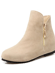 cheap -Women's Boots Fall / Winter Riding Boots / Bootie / Gladiator / Comfort / Shoes & Matching Bags