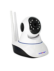 cheap -Strongshine® 960P HD Max SD/TF Card Support 64GB IR-cut Day Night P2P Wireless PTZ Indoor IP WiFI Camera